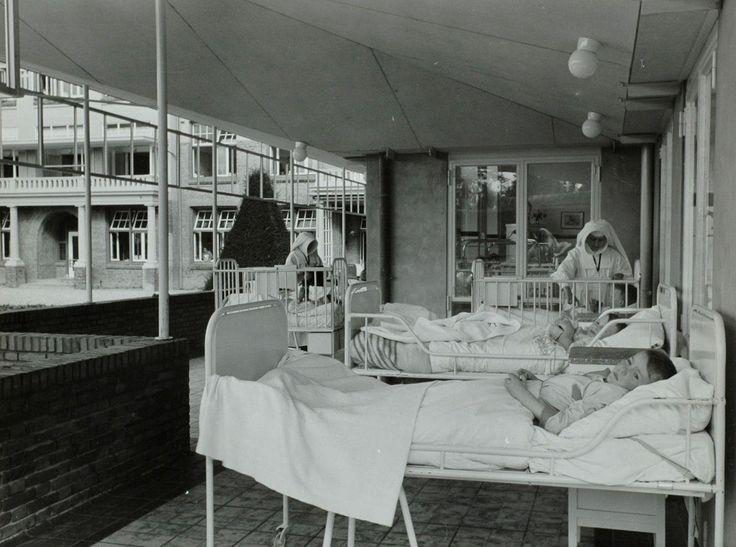 R.K. sanatorium Dekkerswald in Groesbeek