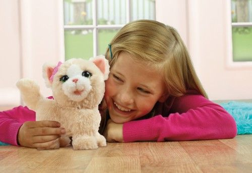FurReal Friends hüpfendes Kätzchen