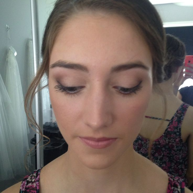 School Formal Makeup by Suzie