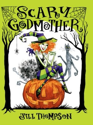 Scary Godmother best childhood movie ever!