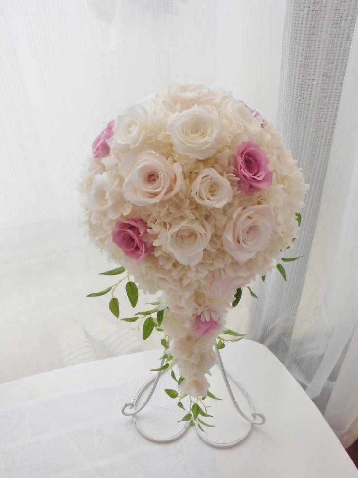 結婚式のブライダル、ブーケやフラワーギフト、ミッキーブーケはプリザーブドフラワーで素敵なウェディングブーケや花冠を永遠に。