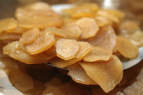 How to Make Candied Ginger - David Lebovitz