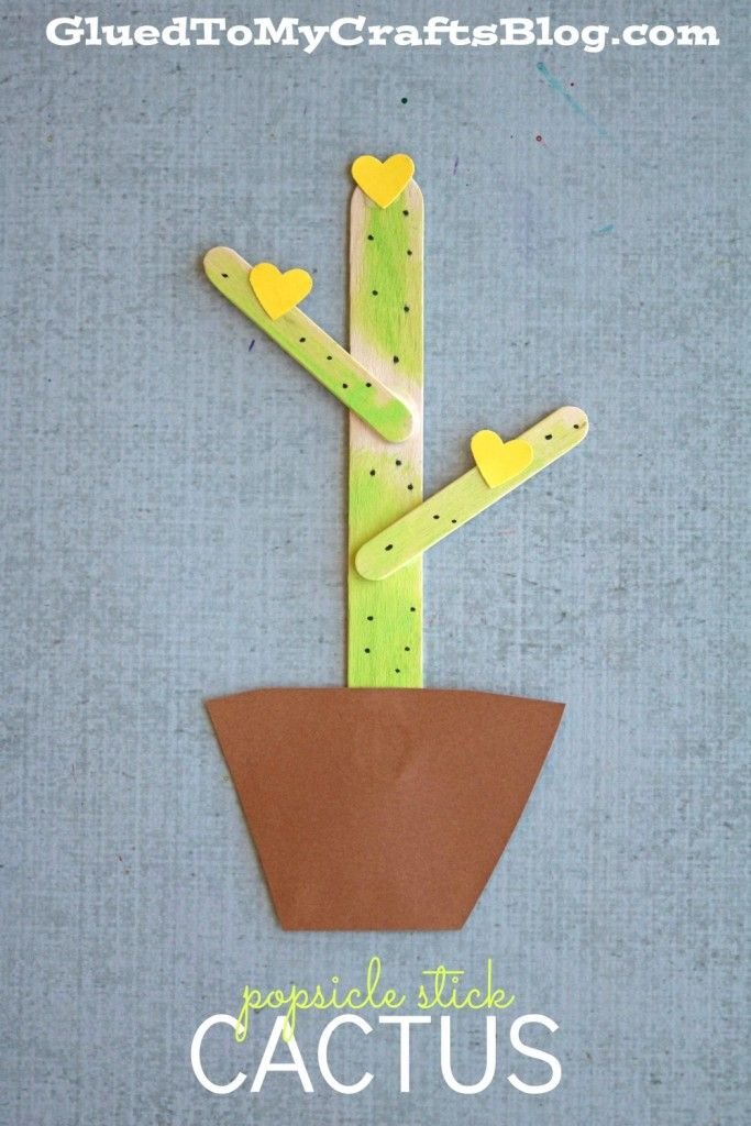 176 Best Popsicle Stick Crafts Images On Pinterest