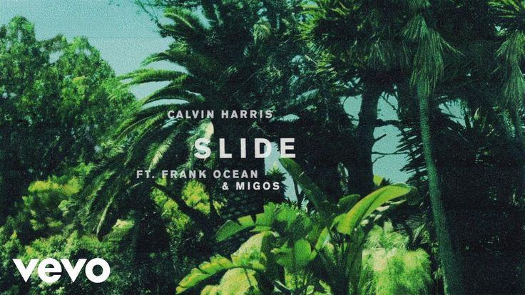 Calvin Harris - Slide (Audio Preview) ft. Frank Ocean & Migos