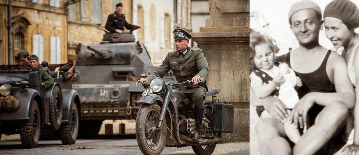 Blogul Dianei: Filmul Suite Francaise | Despre evreii trimisi de ...