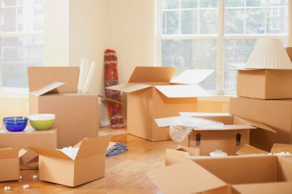 Moving OCONUS and unaccompanied baggage