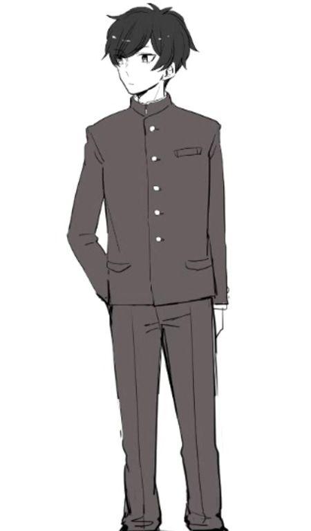 この講座では、男子高校生の制服の描き方や制服と合わせるとキャラクター性を演出できる小物について紹介しています。
