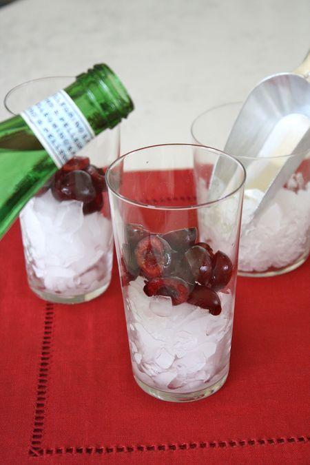 Cherry Fizz Drink: Drink Recipes