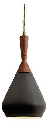 Cloak Pendants - Pendants - Lighting - Room & Board   www.bocadolobo.com/ #lightingideas #lighting