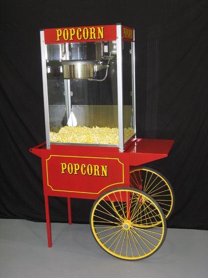 popcorn machine rental atlanta