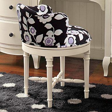 16 best Vanity stools images on Pinterest | Vanity chairs, Vanity ...