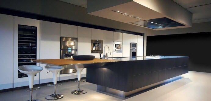 17 mejores im genes sobre tienda muebles de cocina en - Cocinas espectaculares modernas ...