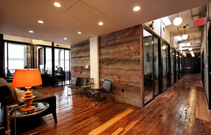 Coworking space wework soma san francisco usa Coworking space design ideas