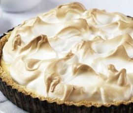 Lemon Meringue Pie: You'll want to get your meringue peaks as high as possible in this delicious pie, to really impress your friends. http://www.bakers-corner.com.au/recipes/pies-and-tarts/lemon-meringue-pie/