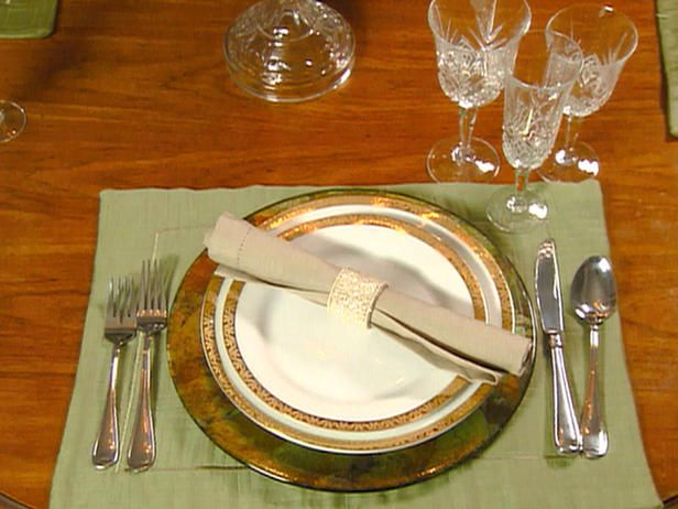 45 best images about etiquette for formal and informal for Setting a table for dinner