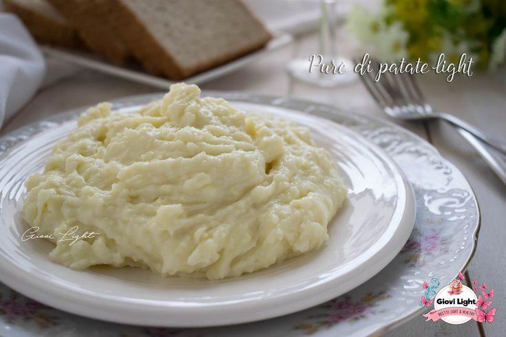 Purè di patate light
