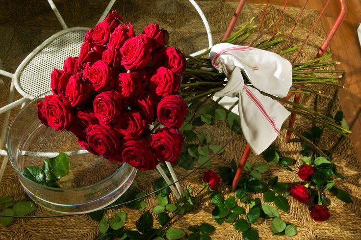 Cuidado de las rosas: consigue que tus flores duren más tiempo | Floristería Bourguignon