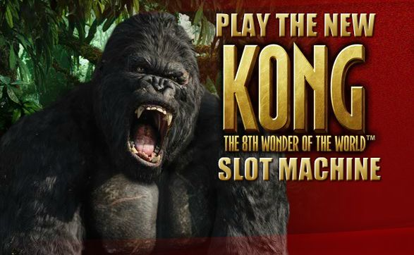 "Play ""King Kong"" Newtown Casino slot game for FREE! http://newtown-casino.com/"