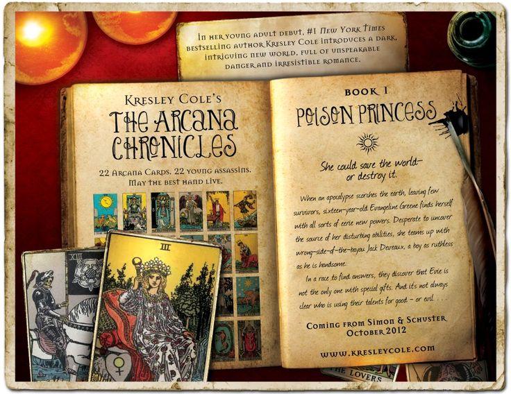 arcana rising kresley cole pdf