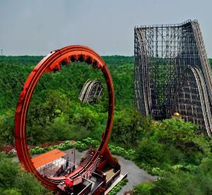Six Flags Has Colossal New Rides in 2015: New Jersey: Six Flags Great Adventure