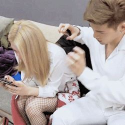 Jiwoo and BM