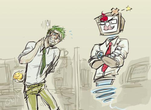 "green-spy: ""Sorry Mark!""  It'a pretty funny game."