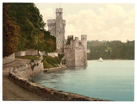 You Won't Believe These Amazing 120-Year Old Photos of Ireland—In Color! - Ireland, Photography