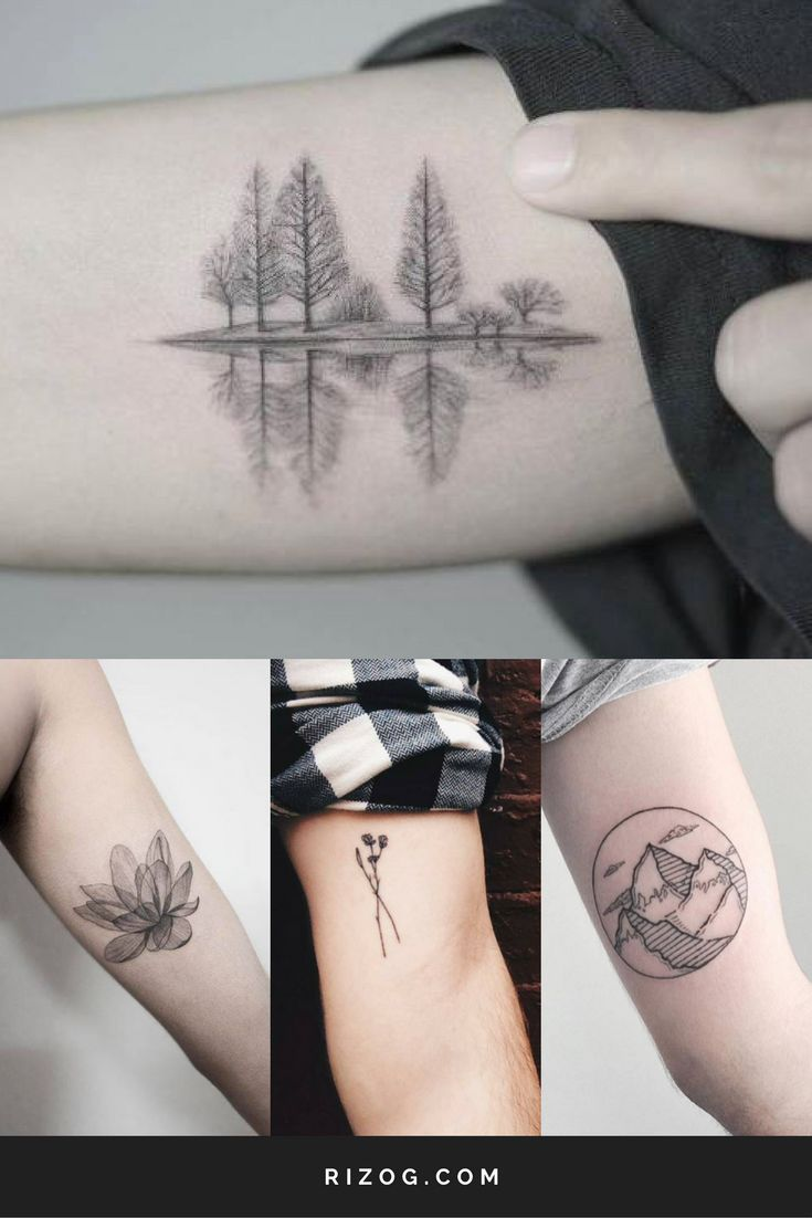 Tatuaje En El Brazo Para Hombres 2020 Significado Disenos