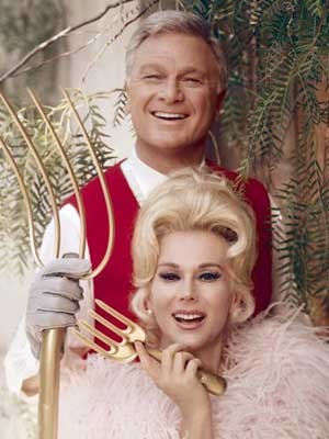 Eddie Albert and Eva Gabor... Green Acres... was the place to be! (1965-1971)