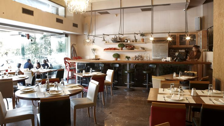 Αλατσι, πισω απο το Χιλτον. Ενδιαφέρουσα γευστική πρόταση με έμφαση στην Κρητική κουζίνα