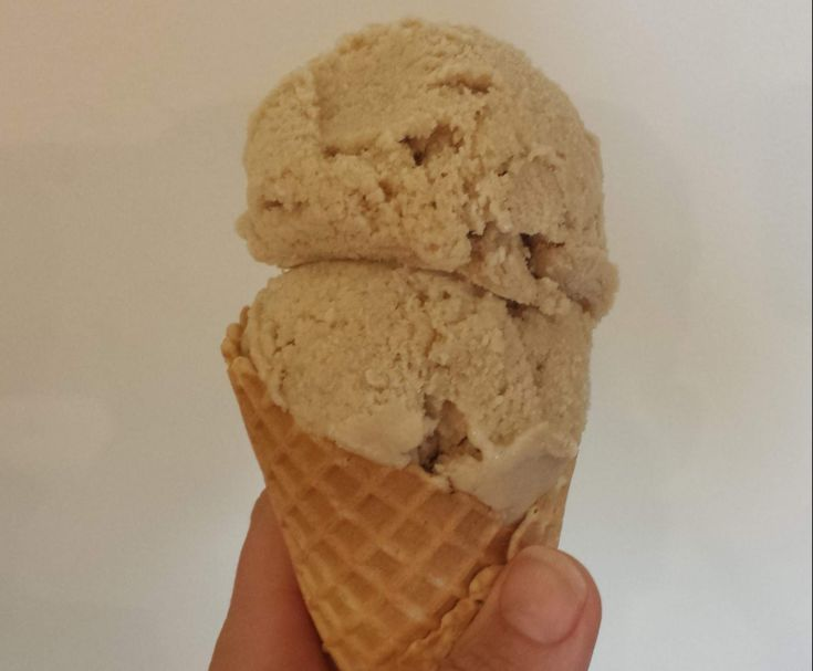 Dairy Free Vanilla & Coconut Ice Cream