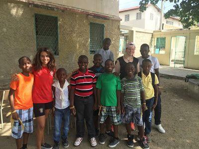 Collège Trinité - Voyage Haïti