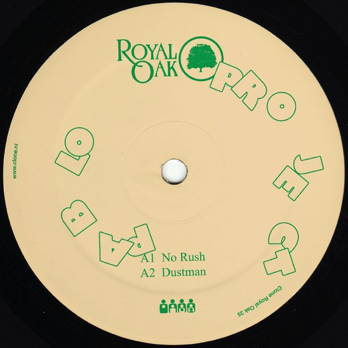 The artwork for the vinyl release of: Project Pablo - One For Some EP (Clone Royal) #music House