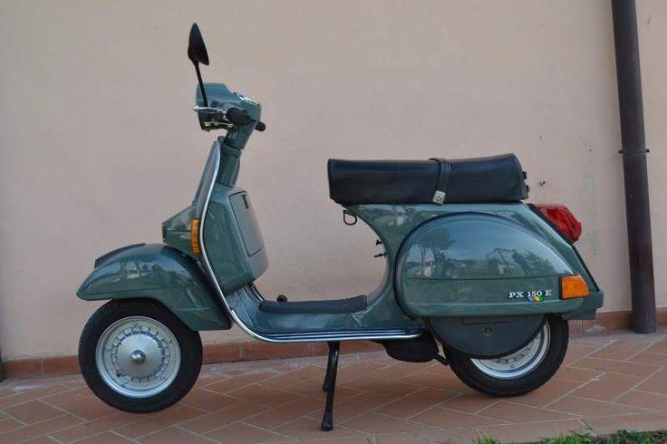 Vespa PX150E Arcobaleno - 1984