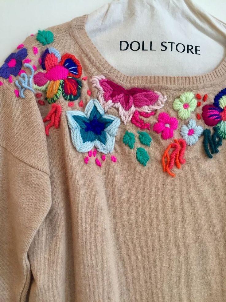 Sweater Jones liso