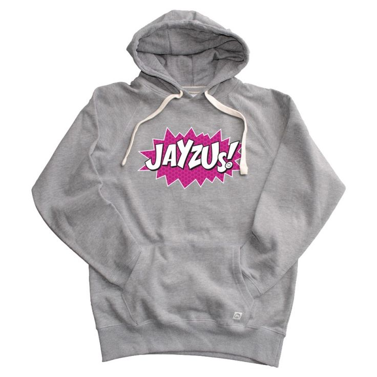 Jayzus Gent's Hoodie by Hairy Baby
