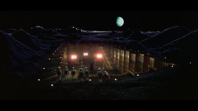 Pin On Un Odissea Del Cinema Il 2001 Di Stanley Kubrick