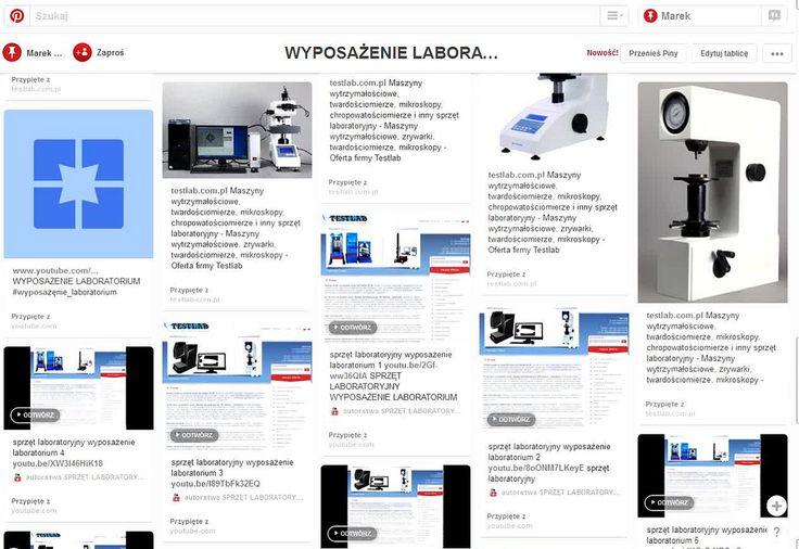 https://flic.kr/p/xfV3AC | SPRZĘT LABORATORYJNY WYPOSAŻENIE LABORATORIUM | testlab.com.pl