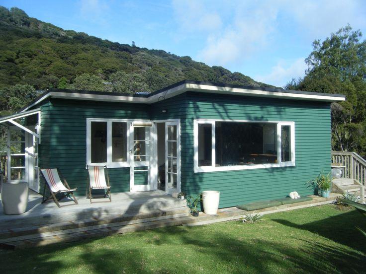 Muriwai Eco Bach, Great Barrier Island, Hauraki Gulf, New Zealand