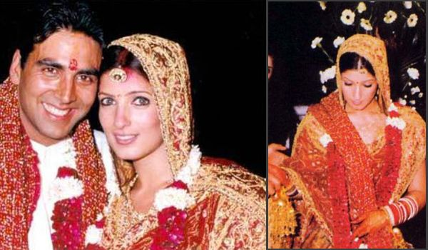Famous Bollywood Divas and their Wedding Day Look