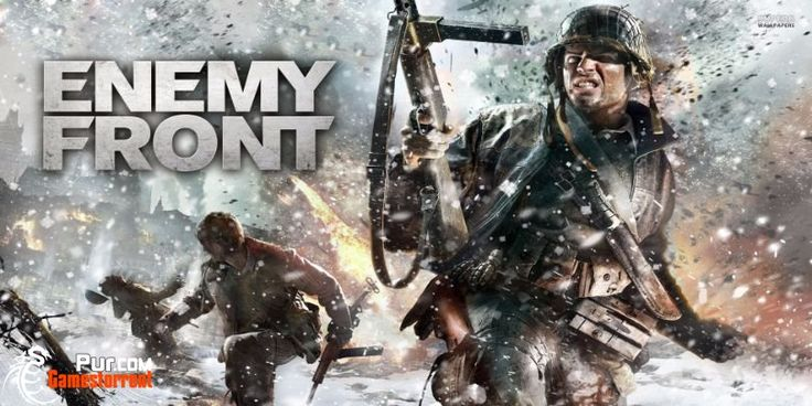 A first-person shooter set in Enemy Front Torrent, which was developed by the development team CI Games' in Rzeszow and London. In the primary campaign, the player assumes the role of Robert Hawkins, an American war correspondent, who joined the resistance movement as a witness to atrocities Germany.