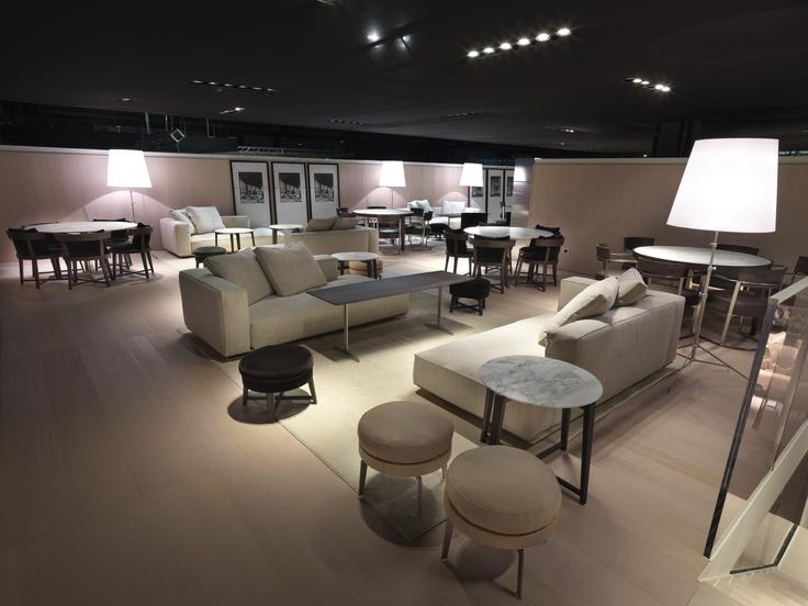 The Studio Harods Visits Flexform Shows - Milano