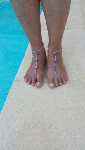 Sandalua descalza
