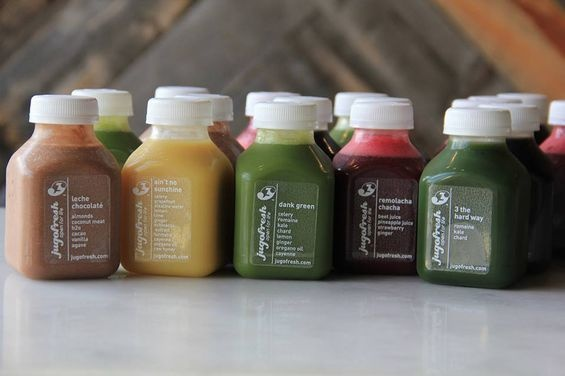 5 new juice cleanses New Yorkers are sipping on Juice, Cleanse and - fresh blueprint cleanse hpp