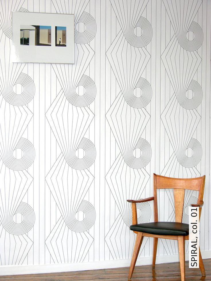21 besten erica wakerly tapeten wallpaper bilder auf pinterest tapeten tapete und grafische. Black Bedroom Furniture Sets. Home Design Ideas