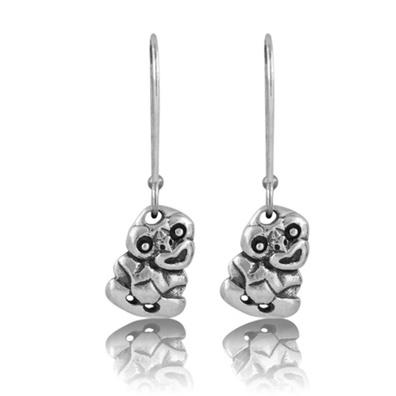 Silver & Some - Evolve - Earrings & Cufflinks, Tiki Drops, good luck
