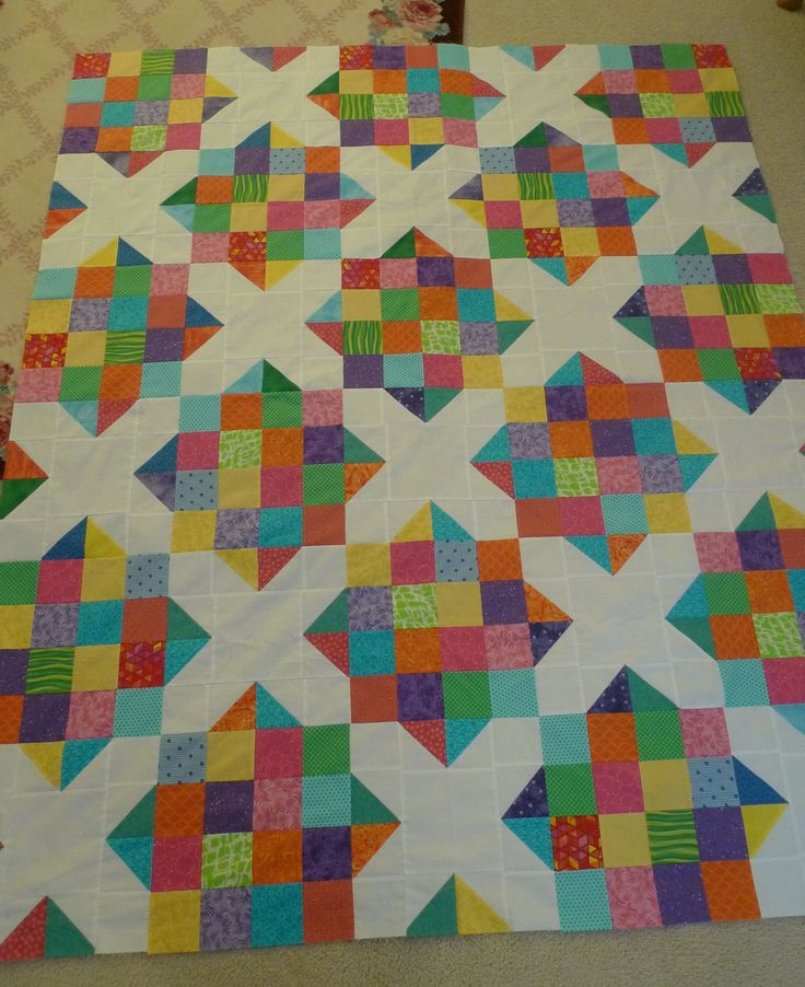 Pin By Nancy Smith On 2 5 Inch Square Quilts Quilts