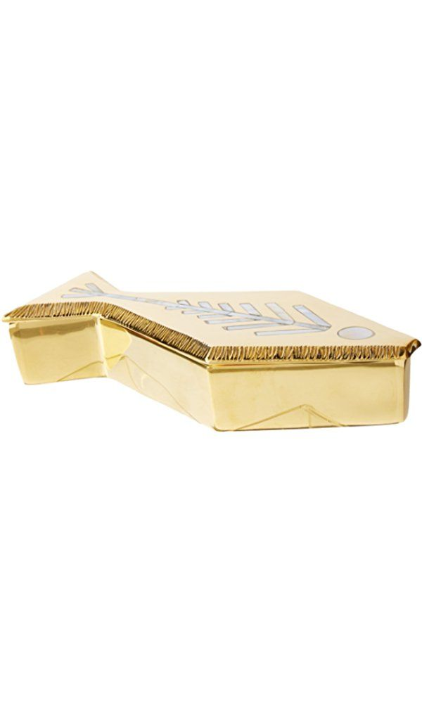Jonathan Adler Fish Brass Box Best Price