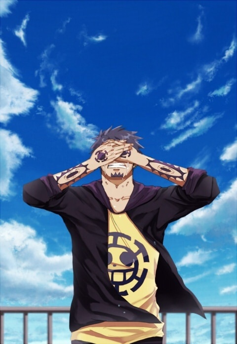 Trafalgar Law -one piece