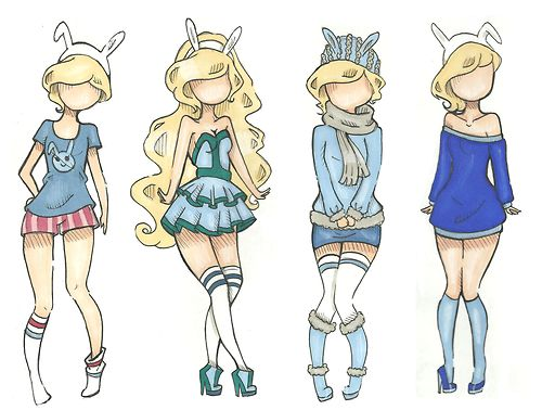 Adventure Time - Fionna :D                                                                                                                                                                                 Más